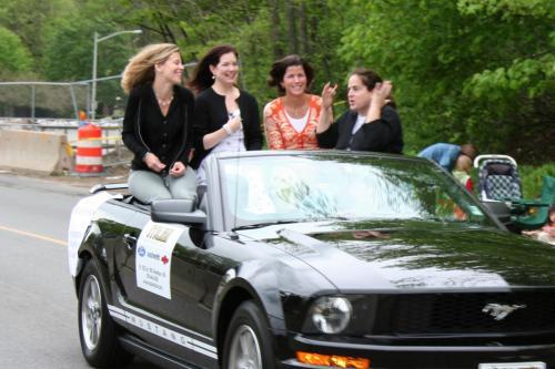 Community Service Award - Wellesley Hills Junior Woman's Club