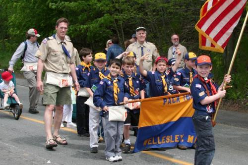 St Paul School Cub Scout Pack 186
