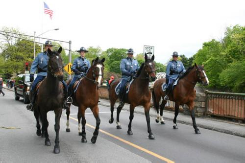 State Mounted Police 2005